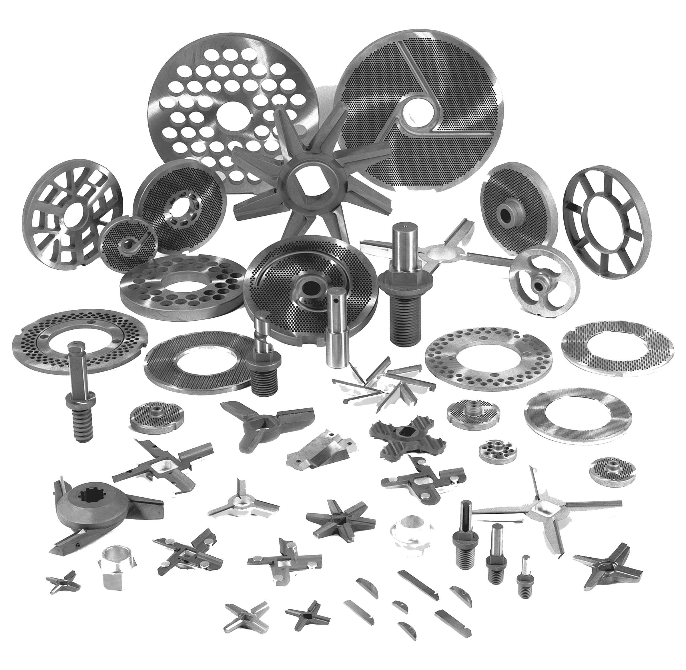 all the parts